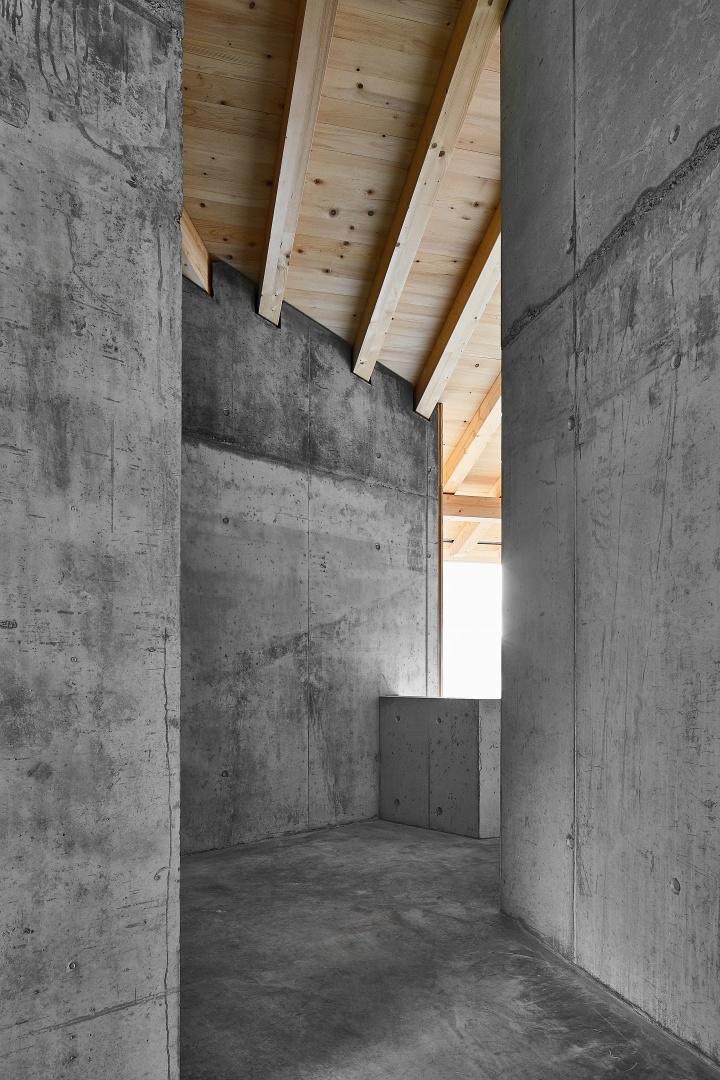 Erschliessung OG © Mark Drotsky Architekturfotografie
