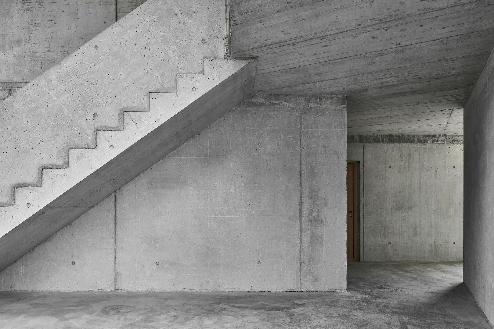 Erschliessung EG © Mark Drotsky Architekturfotografie