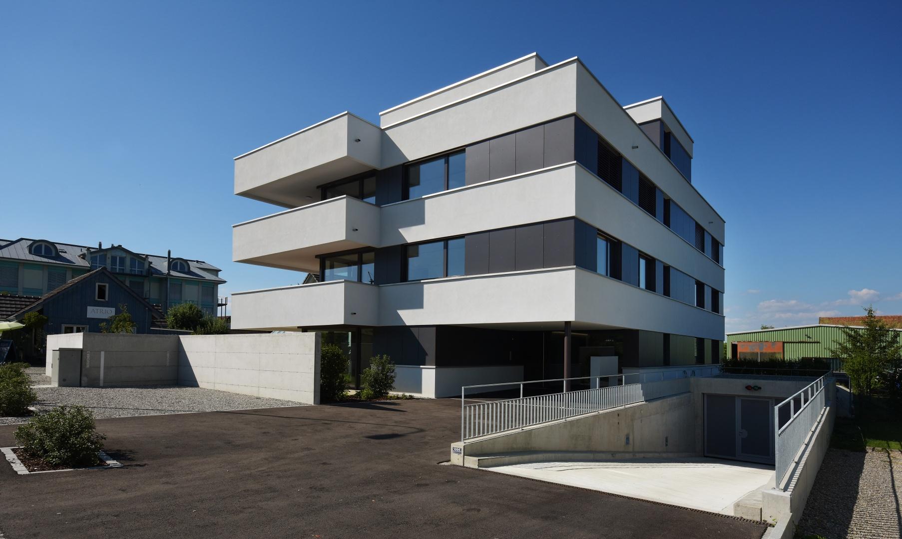 © Wyss Architektur + Bauleitung GmbH