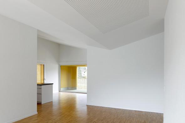 Wohnung © Thomas Jantscher