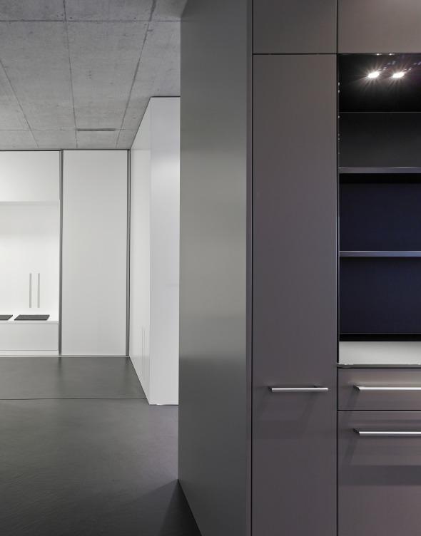 Küche zu Entrée © 10der.ch