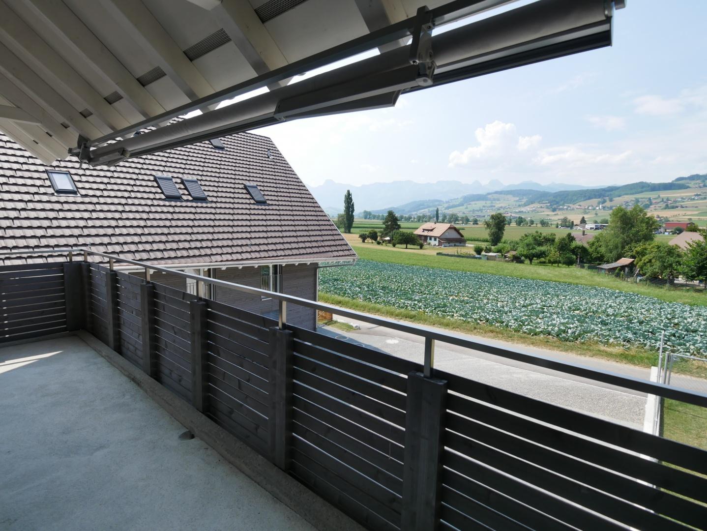 balkon © martin dick, büetigen