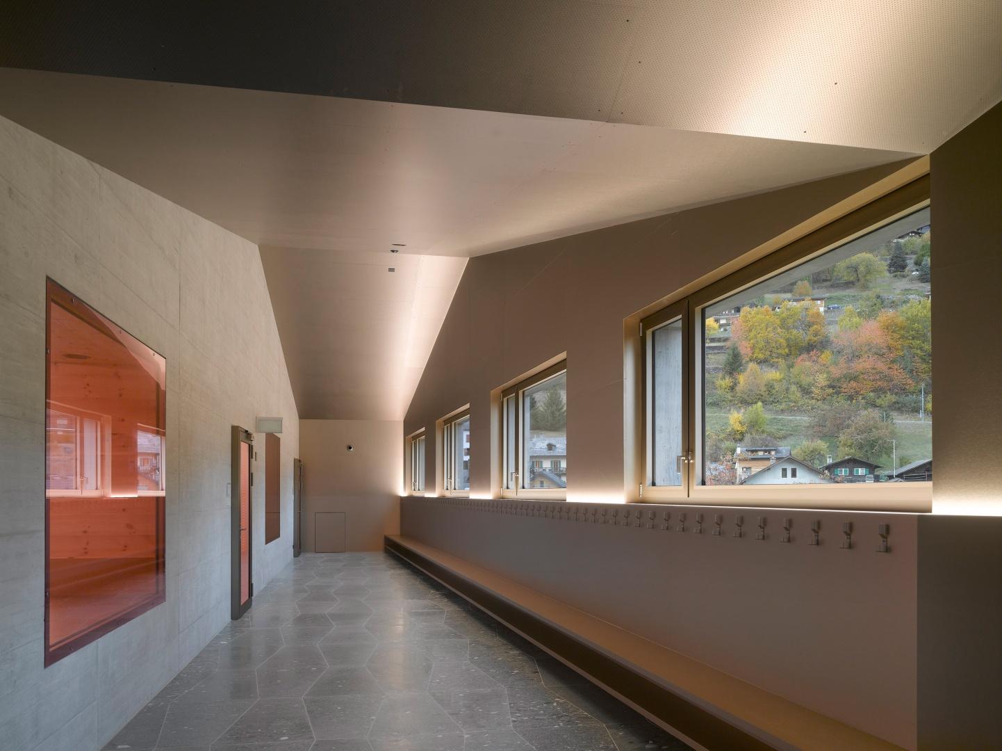 Vorraum Ebene 4 © Roland Halbe, Stuttgart