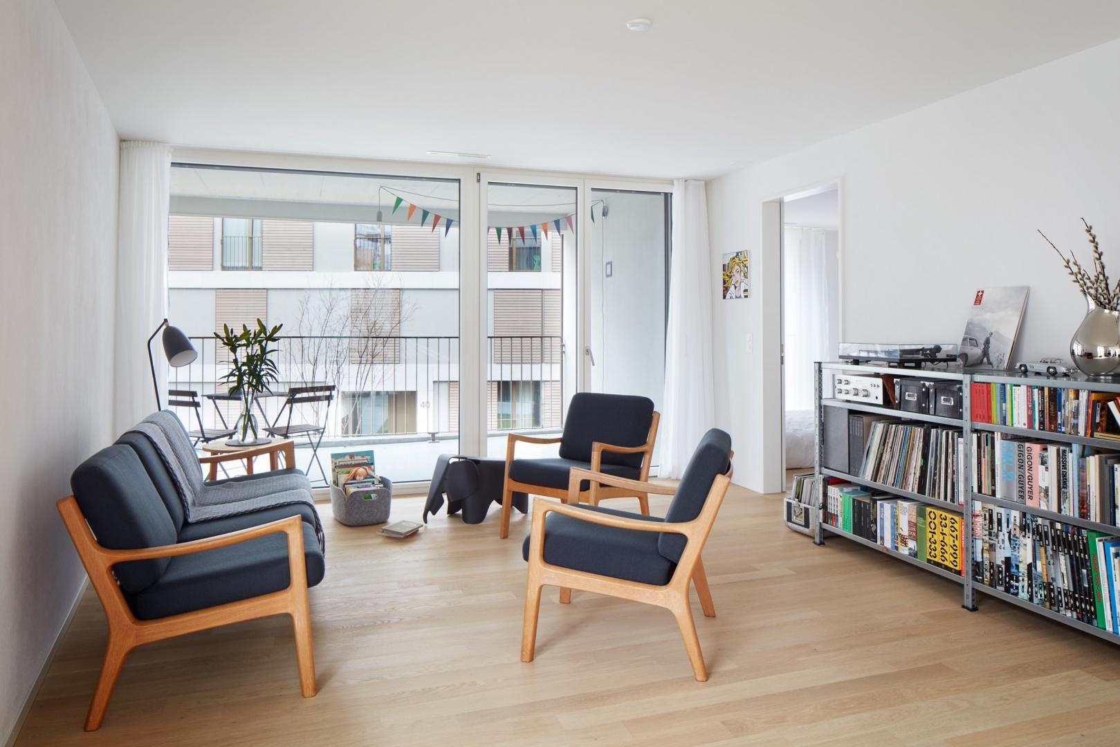 Wohnraum © Simone Vogel - atelier ww