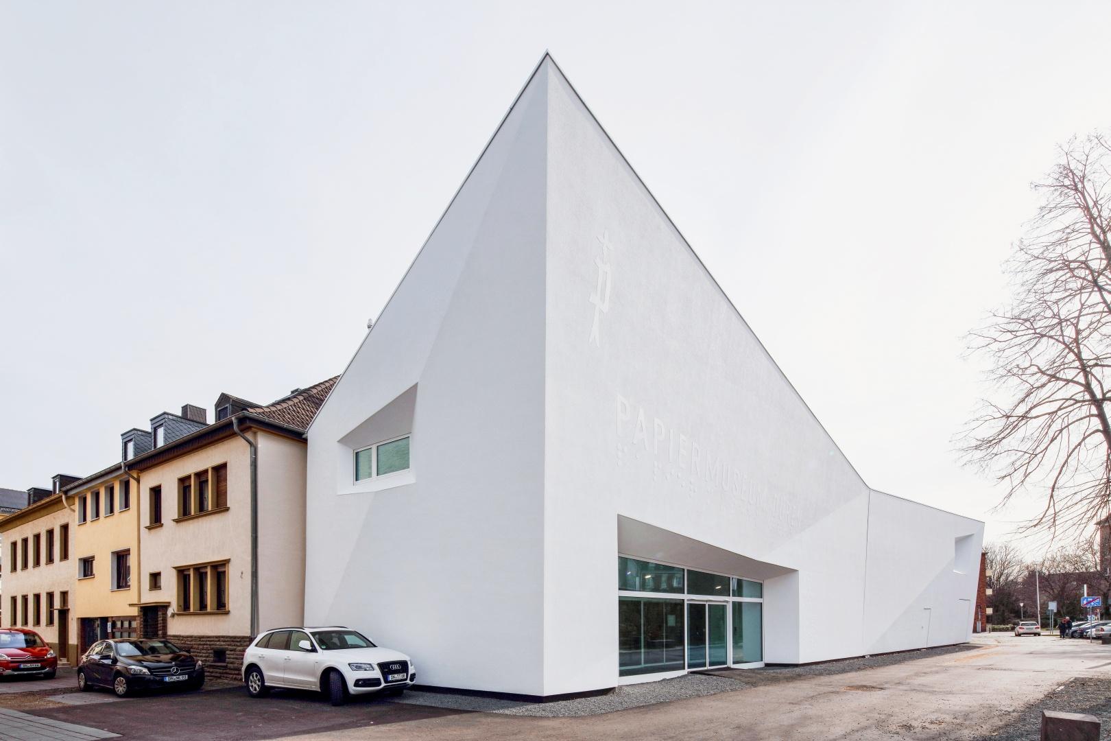 Papiermuseum in Düren bei Köln © Bey, Igneci, Neubert, Temizer