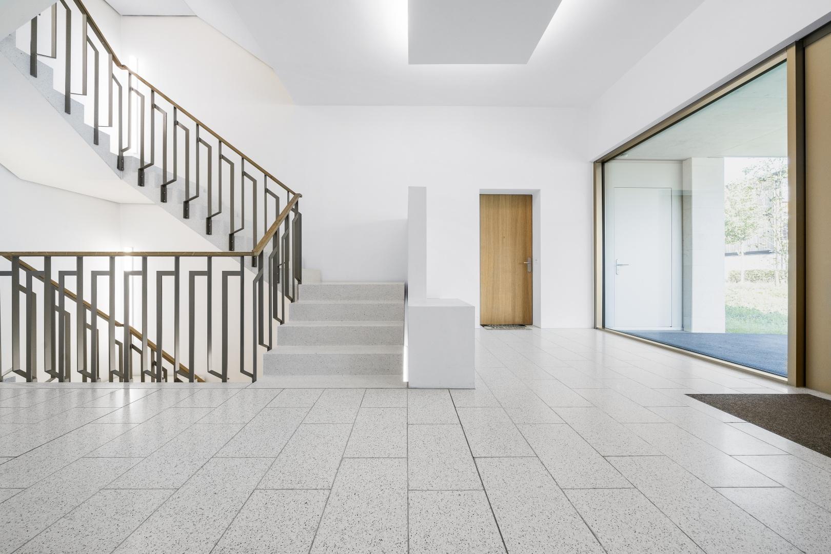 Treppenhaus 1 © KMP Architektur AG, Wettingen