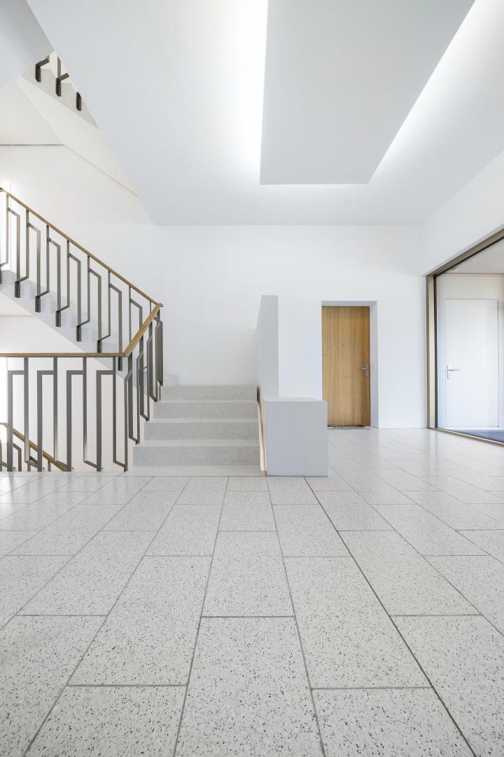 Treppenhaus 2 © KMP Architektur AG, Wettingen