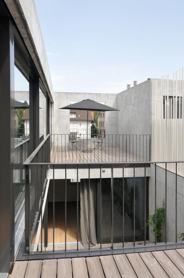 Terrasse © raum.werk.plus.