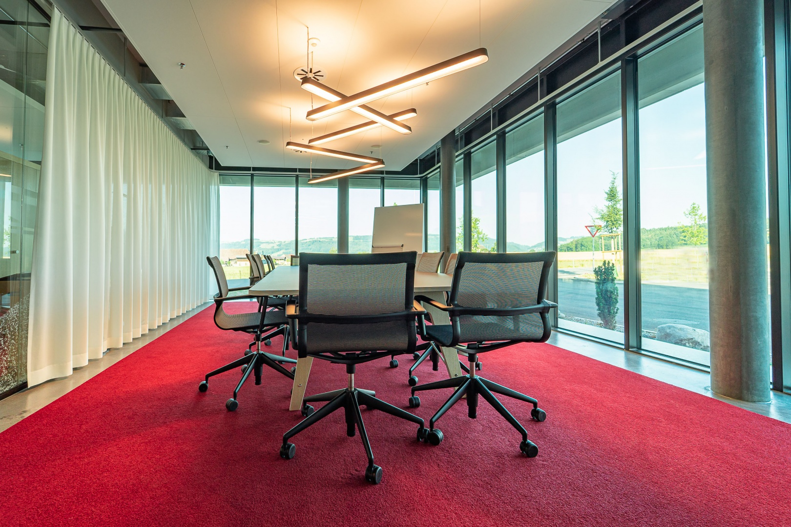 Sitzungszimmer © Marianne Spichiger