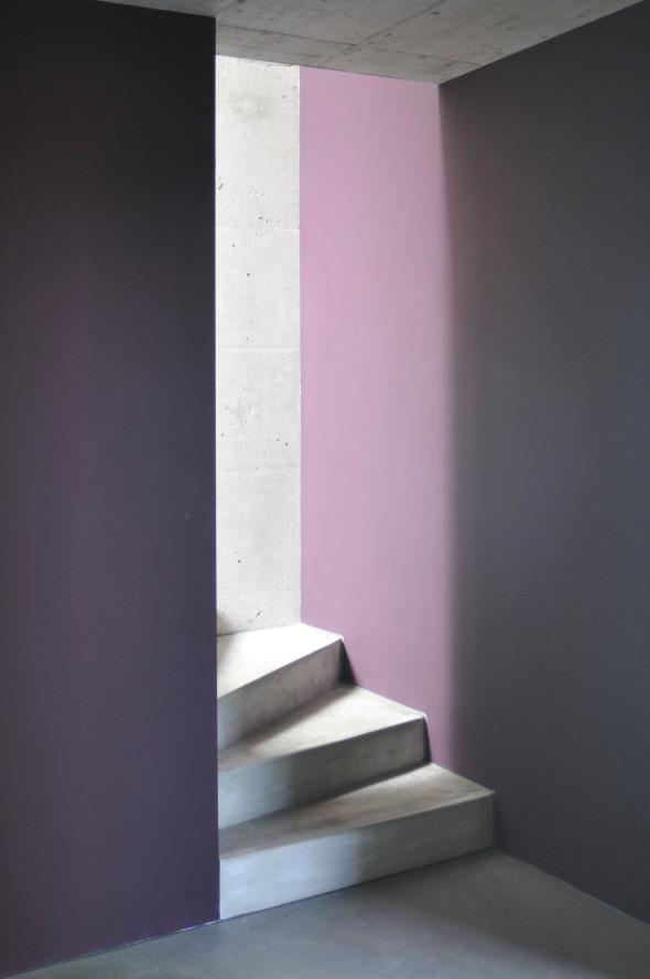 Treppe Entrée © raum.werk.plus.