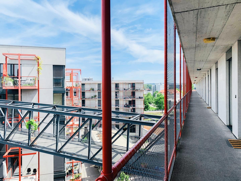 © Bau- und Wohngenossenschaft Kraftwerk1