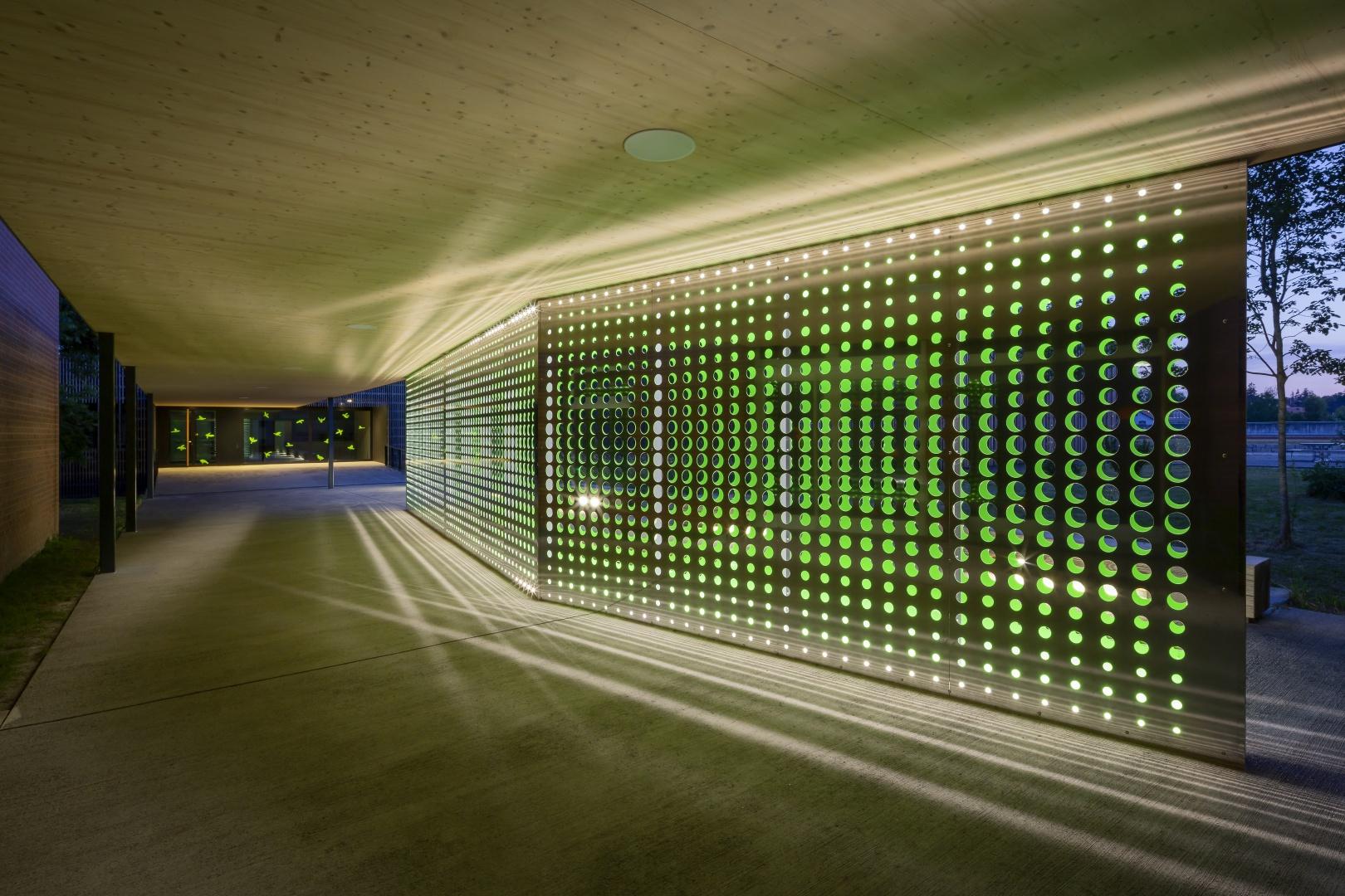 Abend Innen © Fox Wälle Architekten SIA GmbH