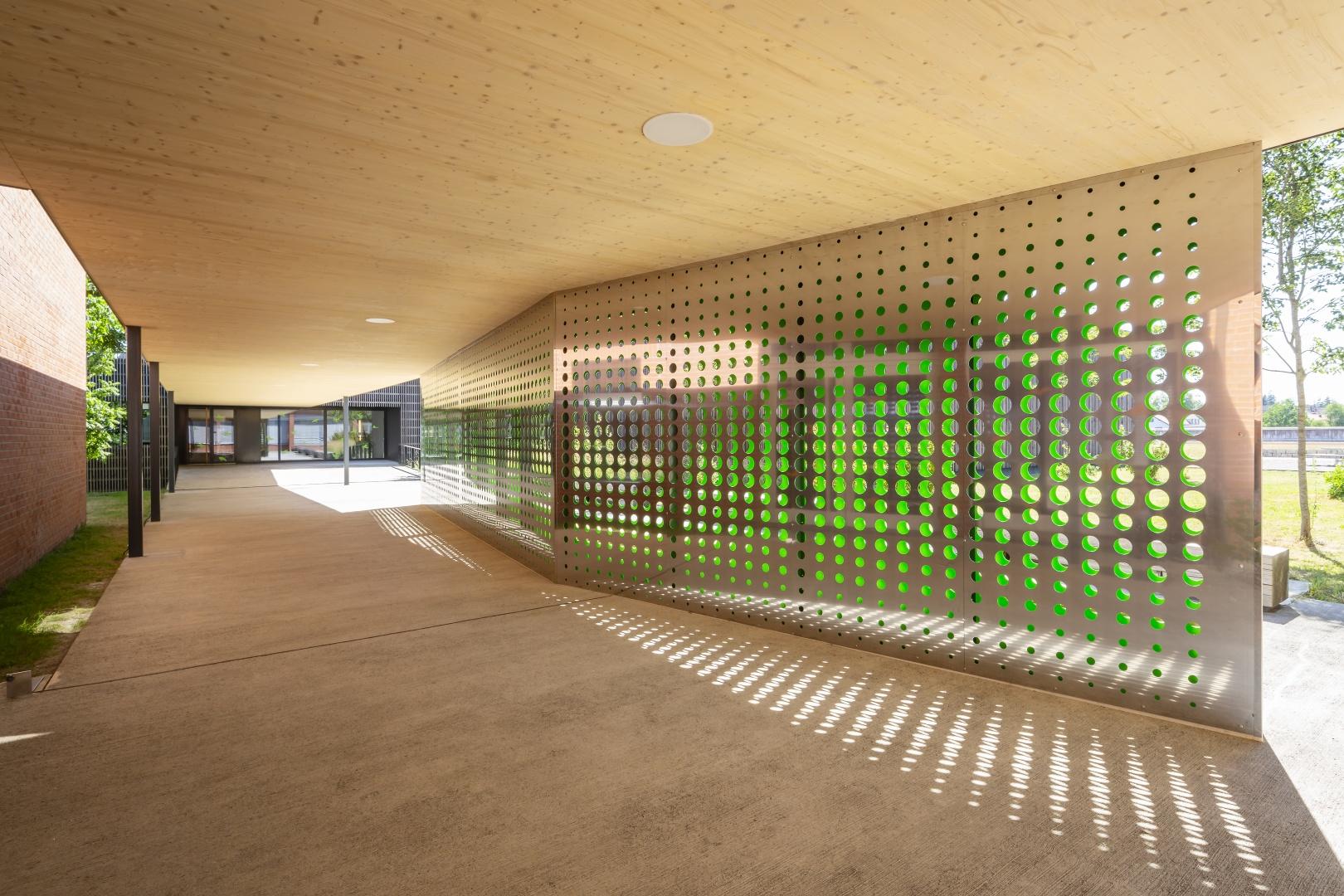Tag Innen © Fox Wälle Architekten SIA GmbH