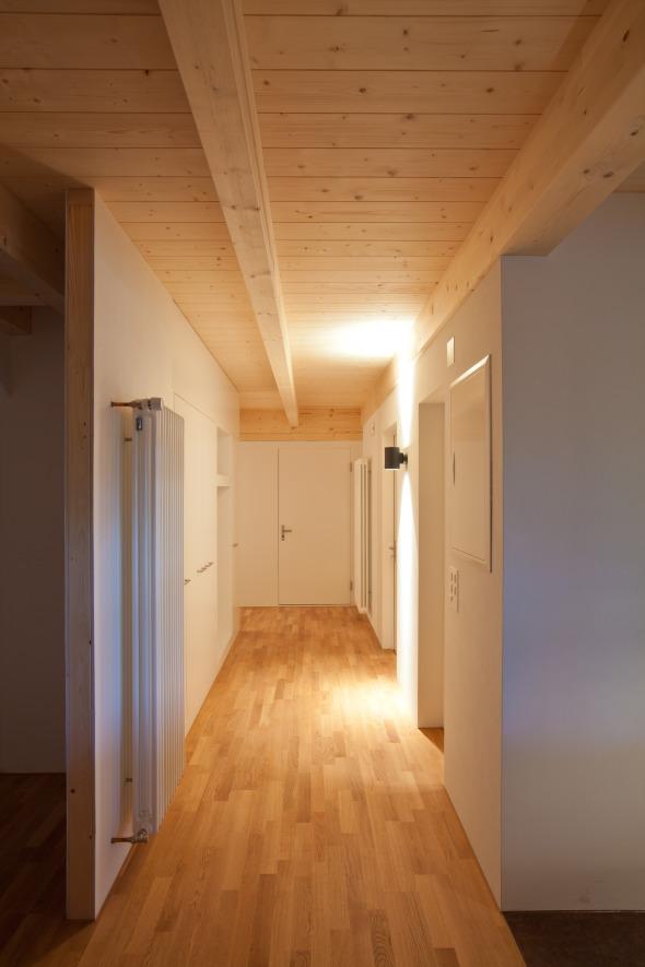 5-Zi-Whg Eingang - Garderobe © ROT