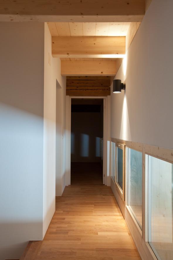 5-Zi-Whg Korridor © ROT