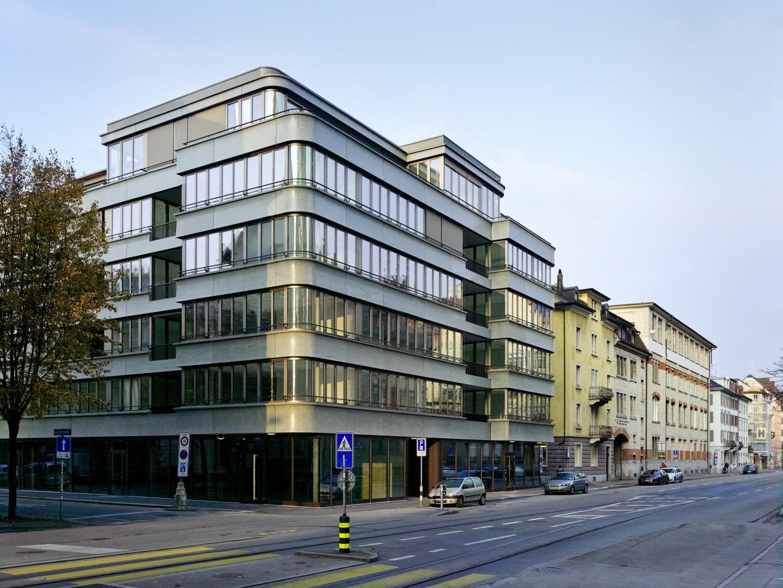 Walo Haus, Zürich © Peter Tillessen