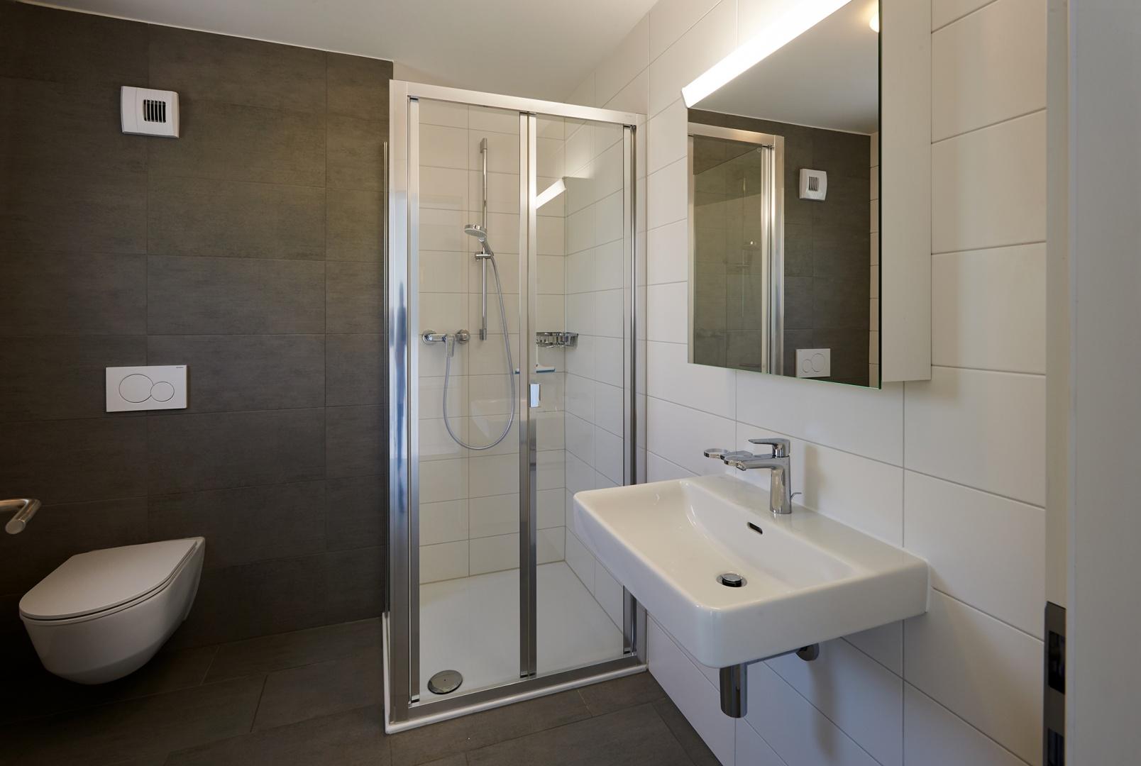 Salle de bains  © Corinne Cuendet, Clarens