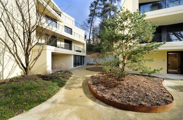 Innenhof © Antonietty Architekten AG