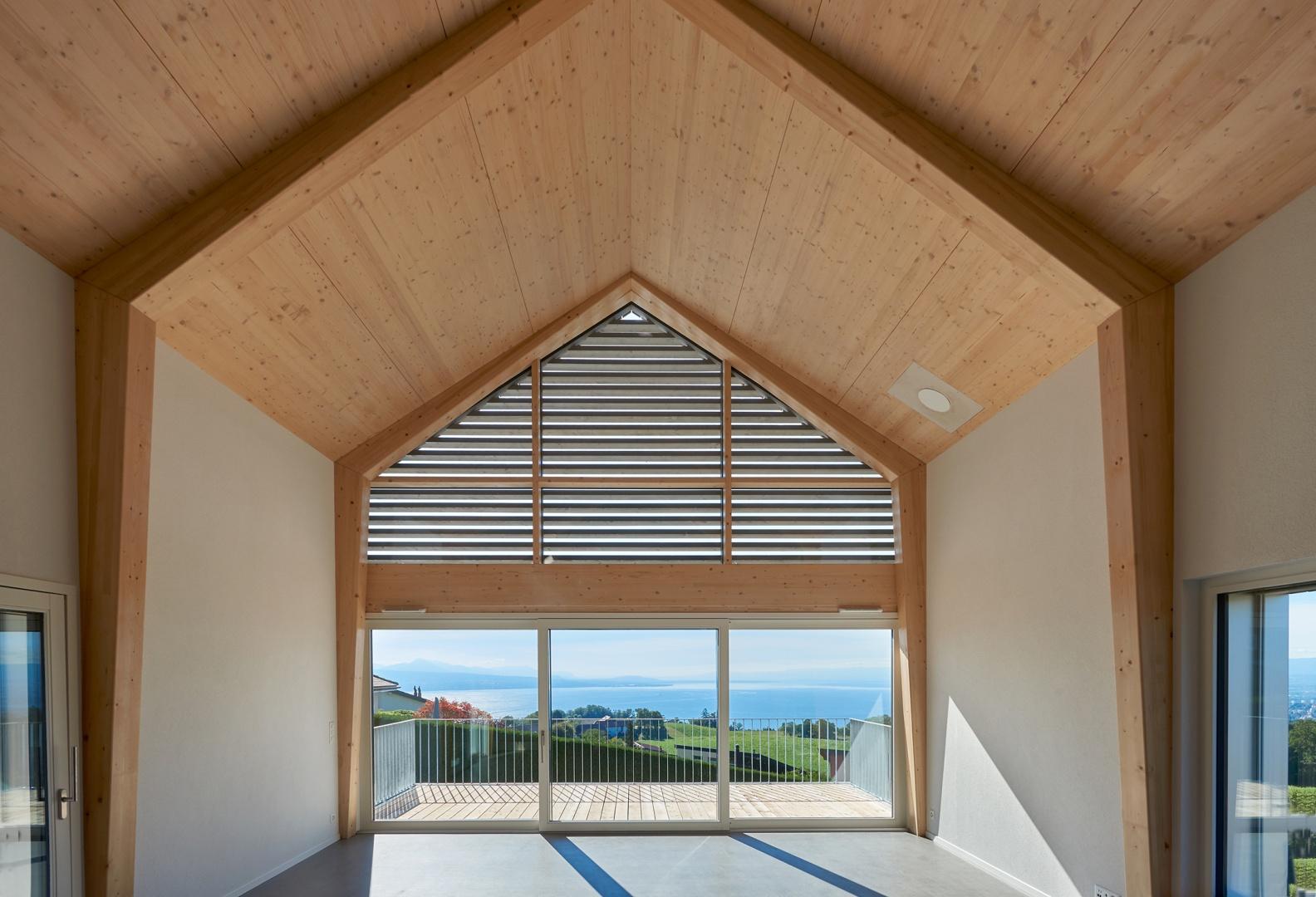 © Lutz Architectes/Corinne Cuendet, Clarens