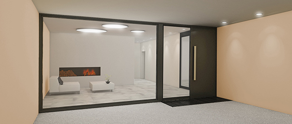 Eingang © Antonietty Architekten AG