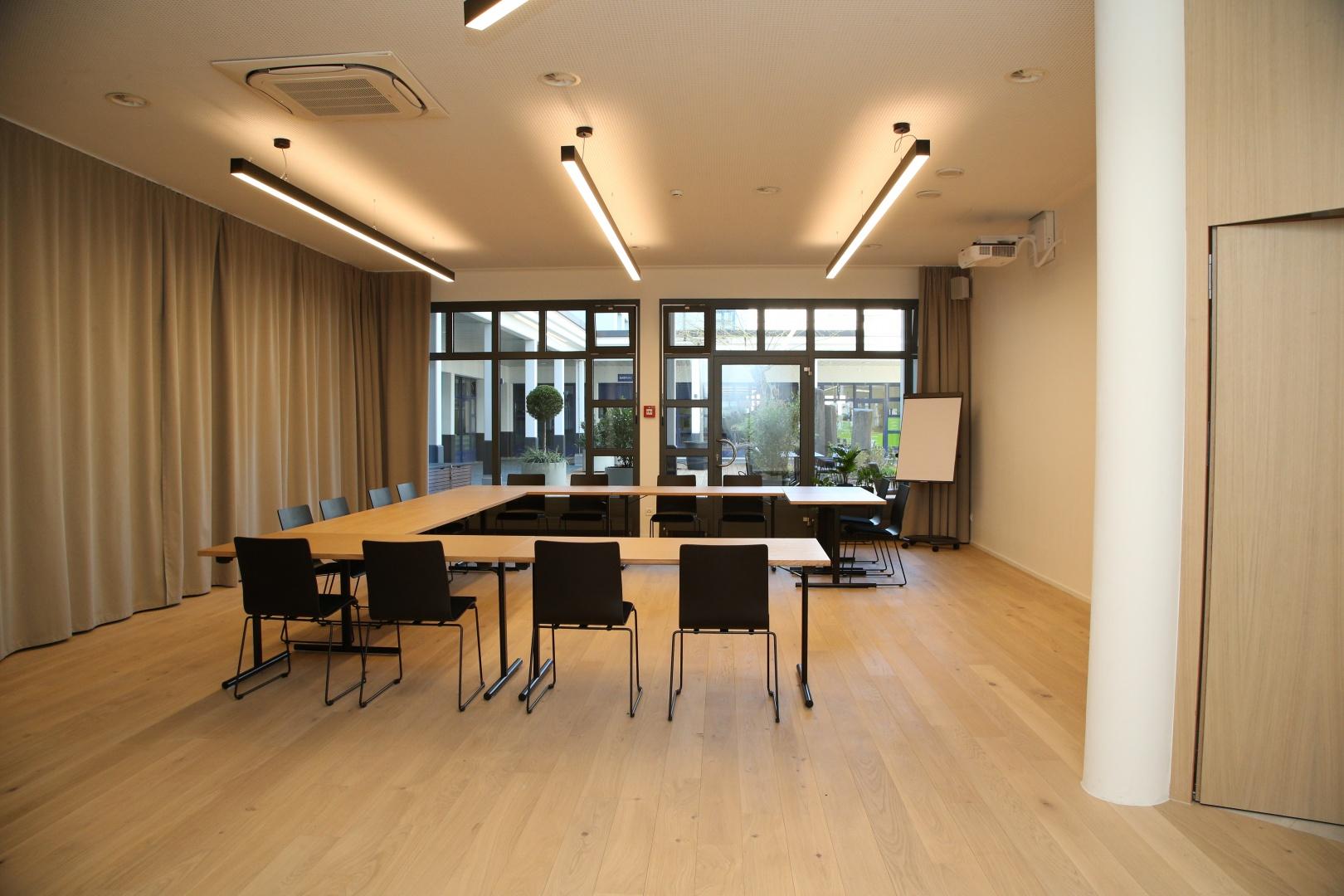 Begegnungsraum EG © Businesshotel Forum Widnau AG