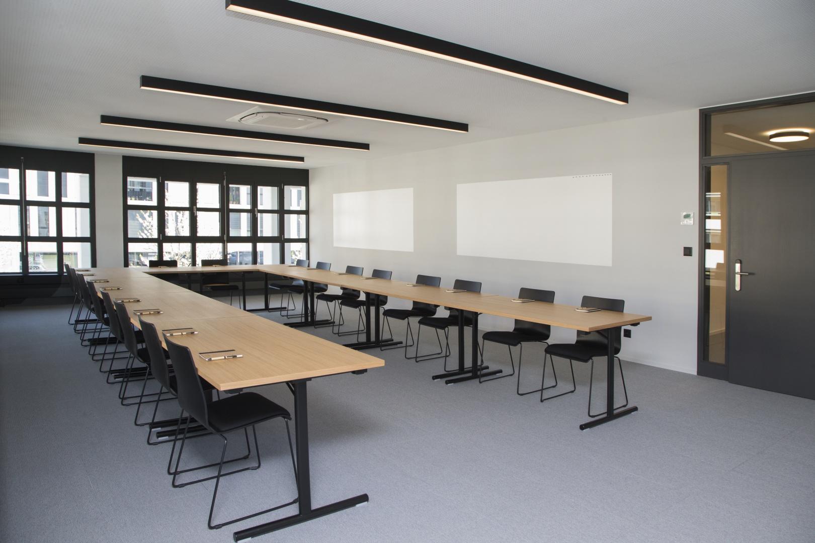 Seminar Visionenraum 1.OG © Businesshotel Forum Widnau AG
