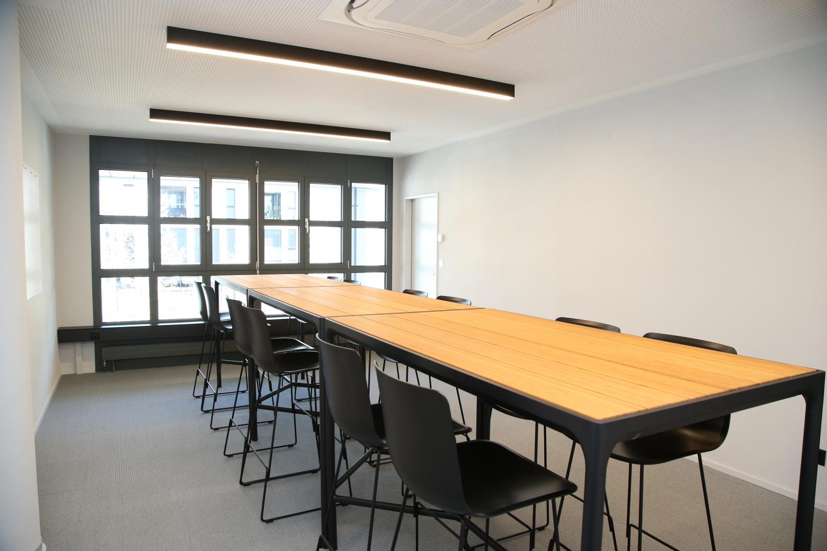 Seminar Ideenraum 1.OG © Businesshotel Forum Widnau AG