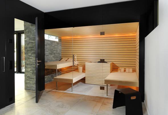 Gemeinschafts Sauna © Antonietty Architekten AG