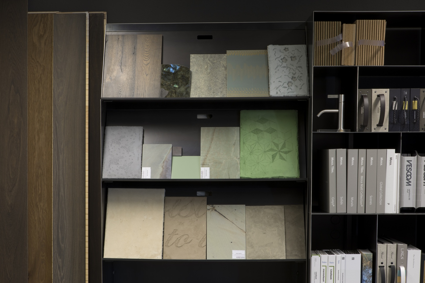 materialbibliothek_goodinteriors_1 © good interiors gmbh / Sibylle Meier