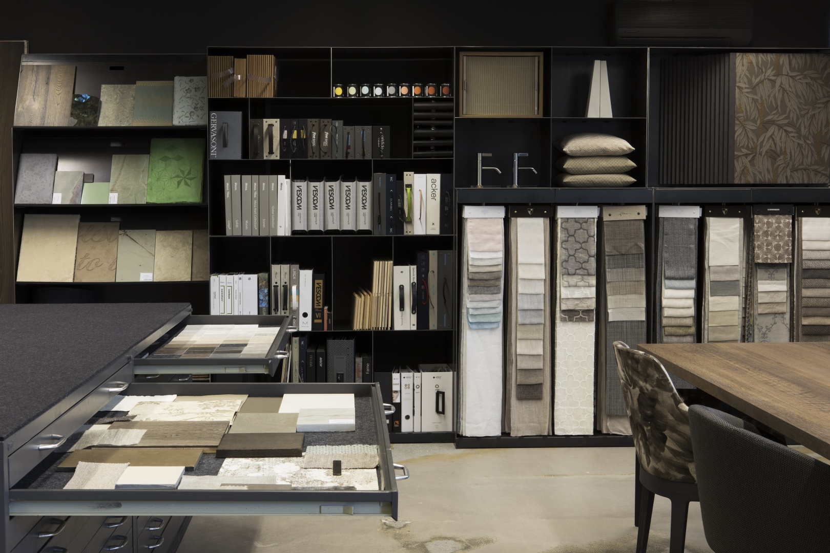 materialbibliothek_goodinteriors_4 © good interiors gmbh / Sibylle Meier