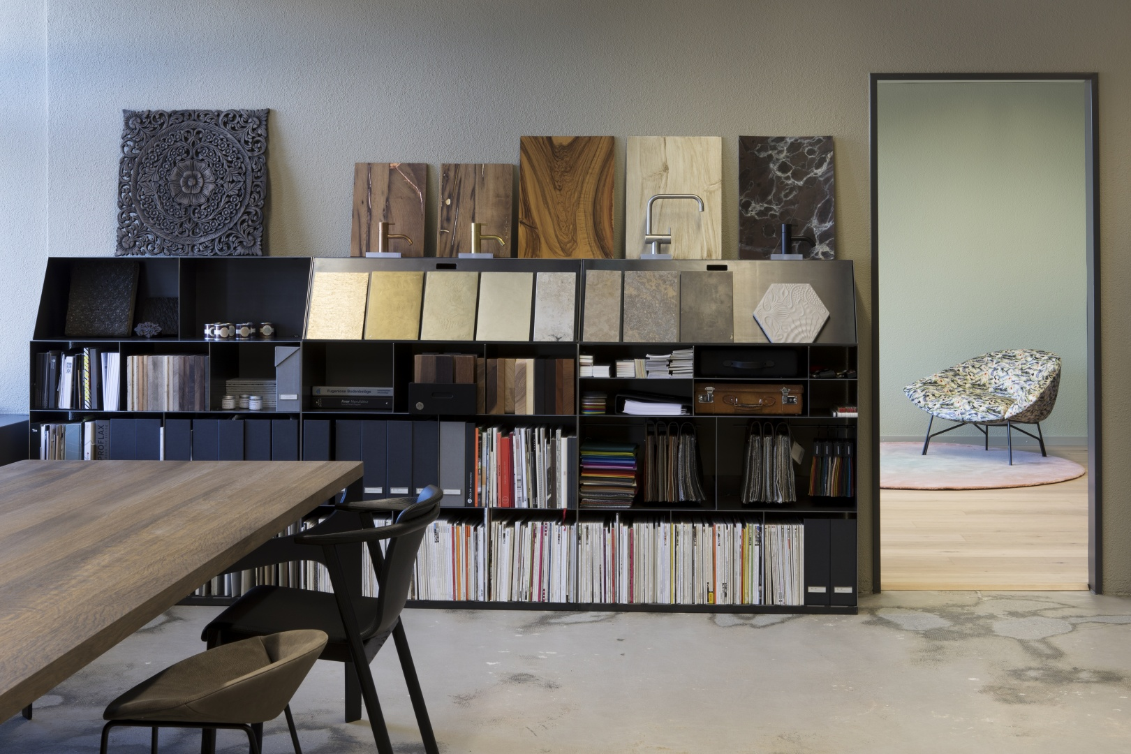 materialbibliothek_goodinteriors_5 © good interiors gmbh / Sibylle Meier