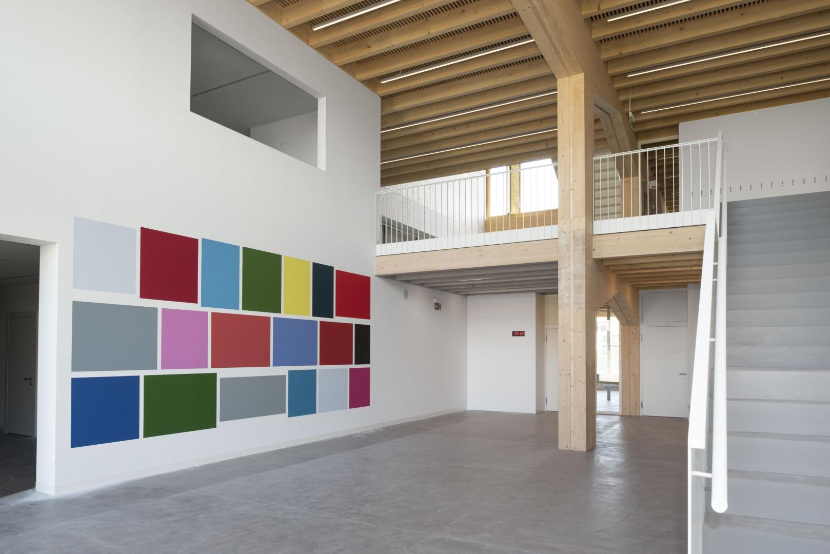 © Projet et réalisation : Ruffieux-Chehab Architectes SA, Photos : Primula Bosshard