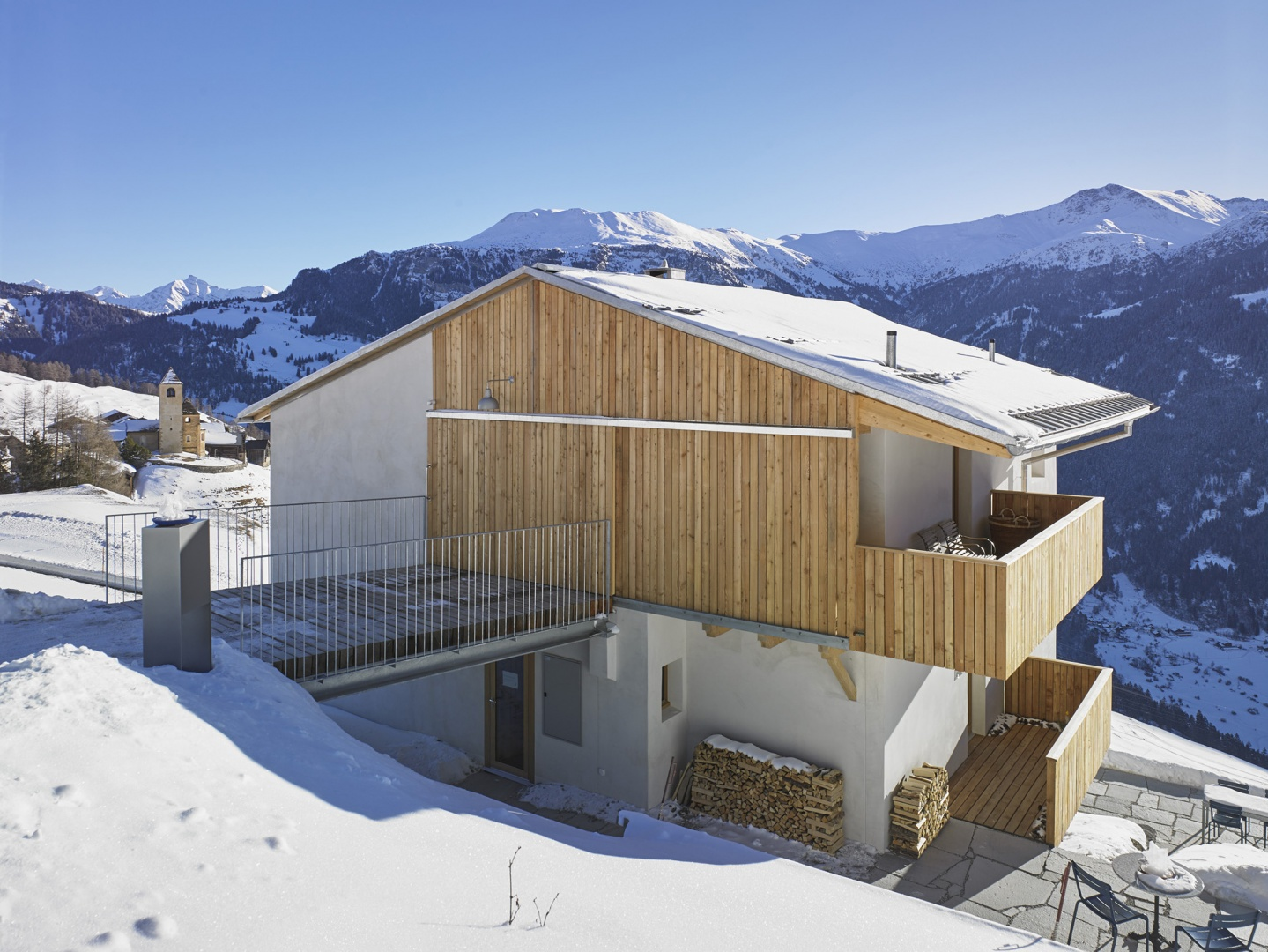 © Guido Baselgia, Malans / Röösli Architekten AG