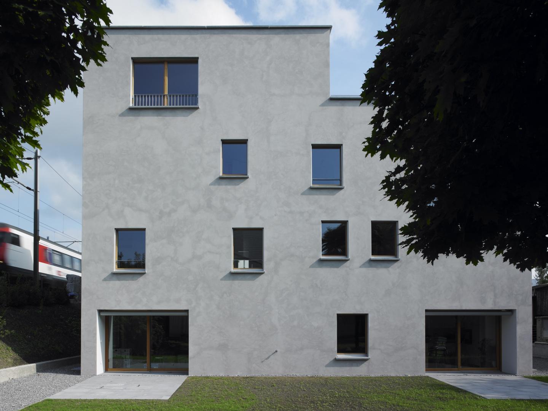 MFH Mühlegasse, Baar © Guido Baselgia, Malans / Röösli Architekten AG