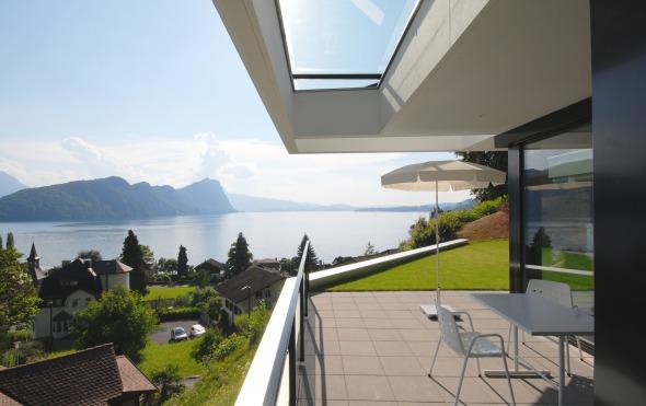 Coin jardin - panorama © Antonietty Architekten AG