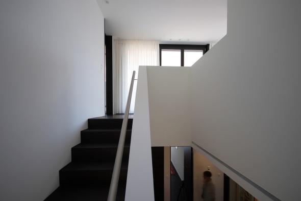 Cage d'escalier © Antonietty Architekten AG