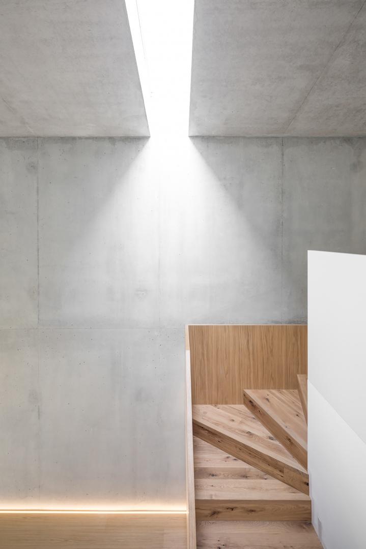 CCP_Zenitales Licht © Sandra Cortesi Architektin