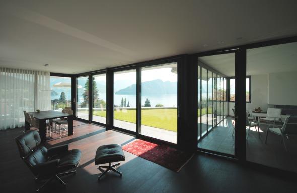 Habitation © Antonietty Architekten AG