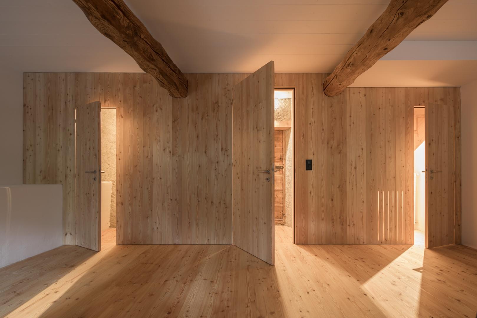 CCC_Zimmer © Sandra Cortesi Architektin