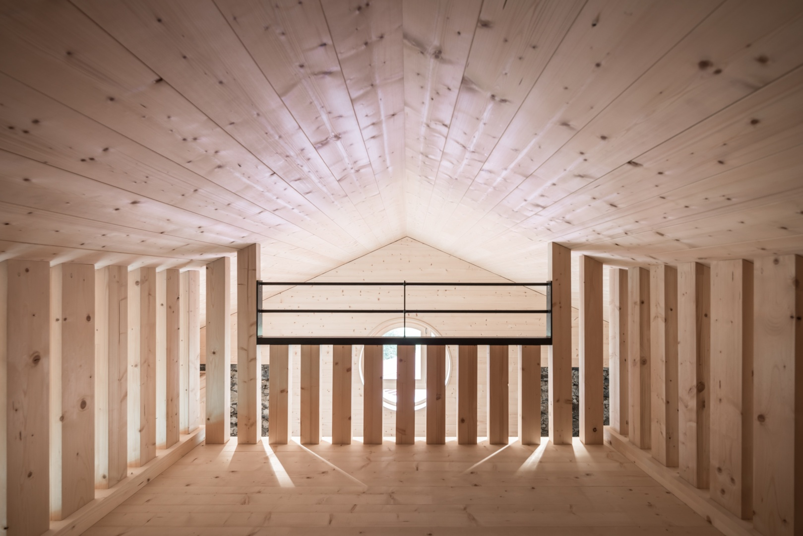 CCC_Galerie © Sandra Cortesi Architektin