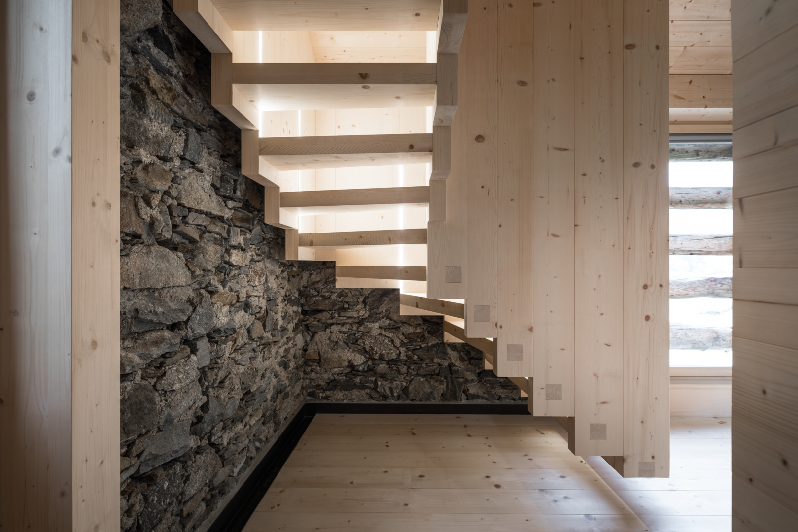 CCC_Hängende Treppe © Sandra Cortesi Architektin
