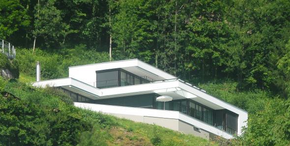Vue extérieure © Antonietty Architekten AG