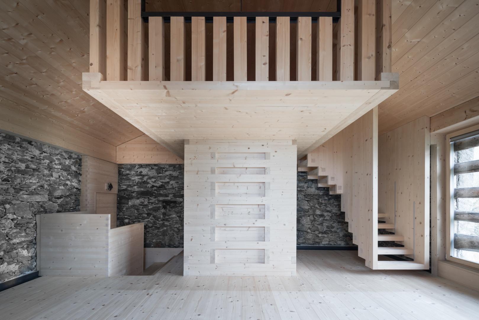 CCC_Wohnraum © Sandra Cortesi Architektin