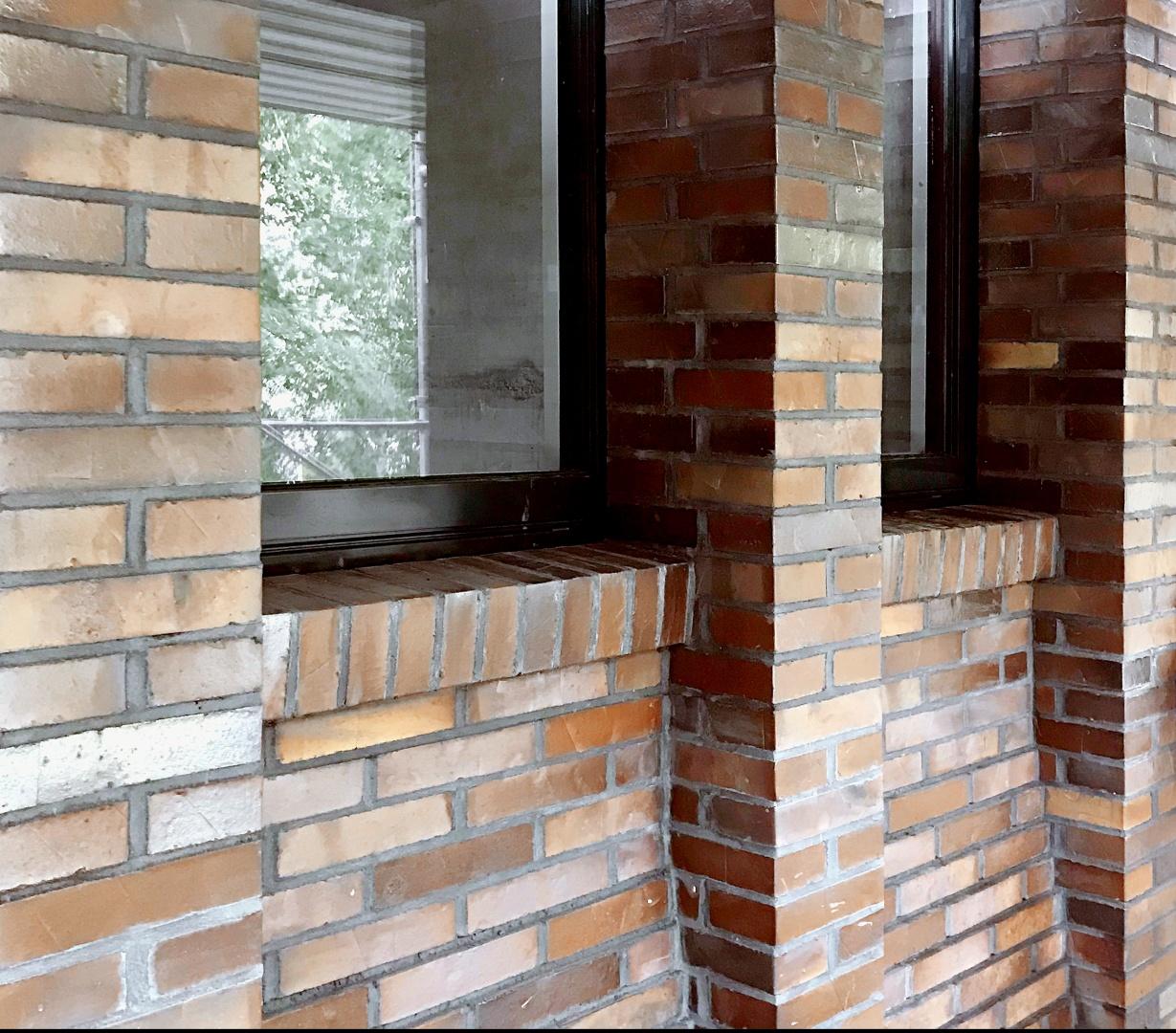 Klinkersteine, -stürze und Betonfertigteile © Lorenz Architekten