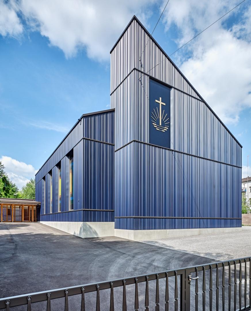 église néo-apostolique de Winterthour © Roger Frei