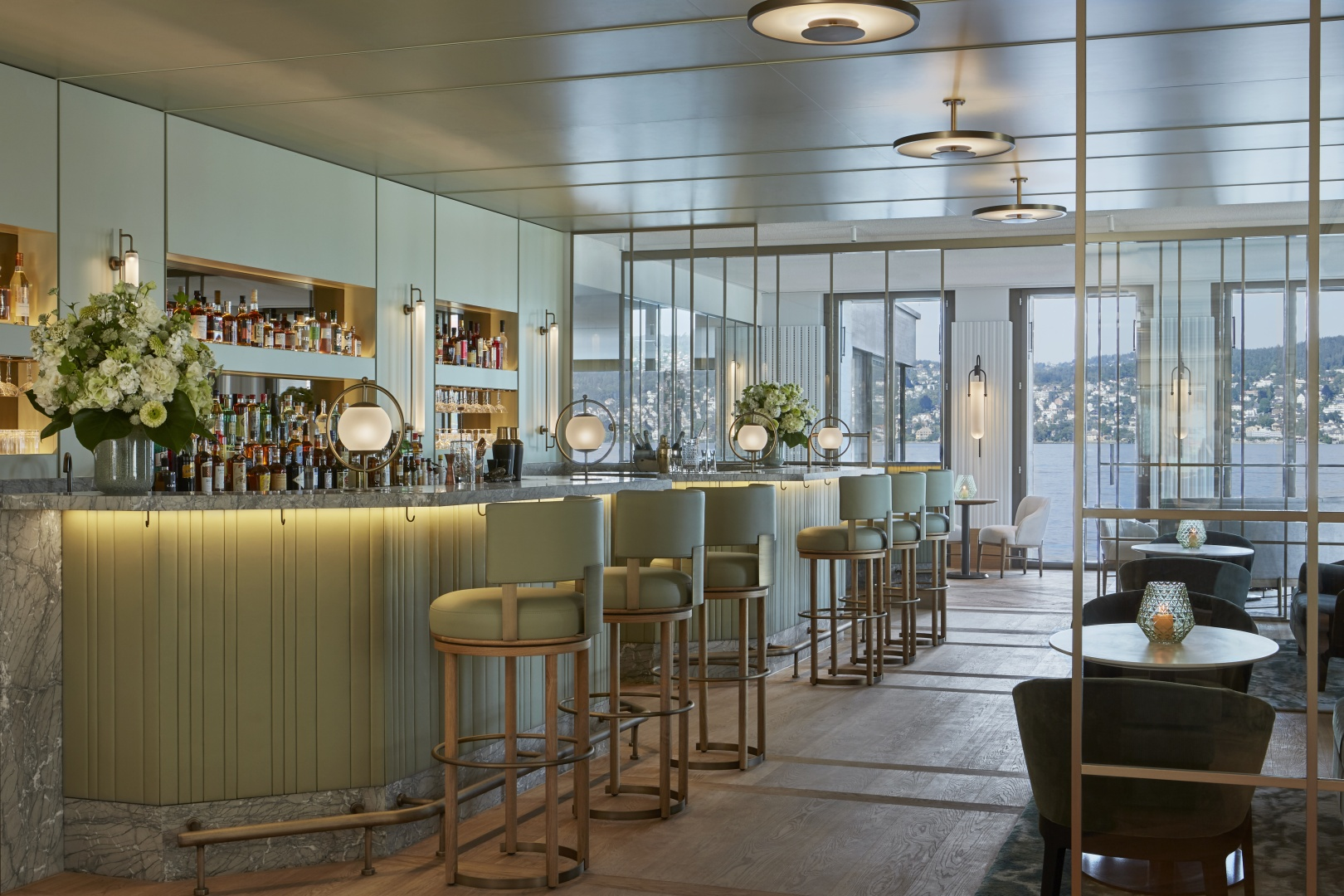 Bar © James McDonald Photgraphy, London