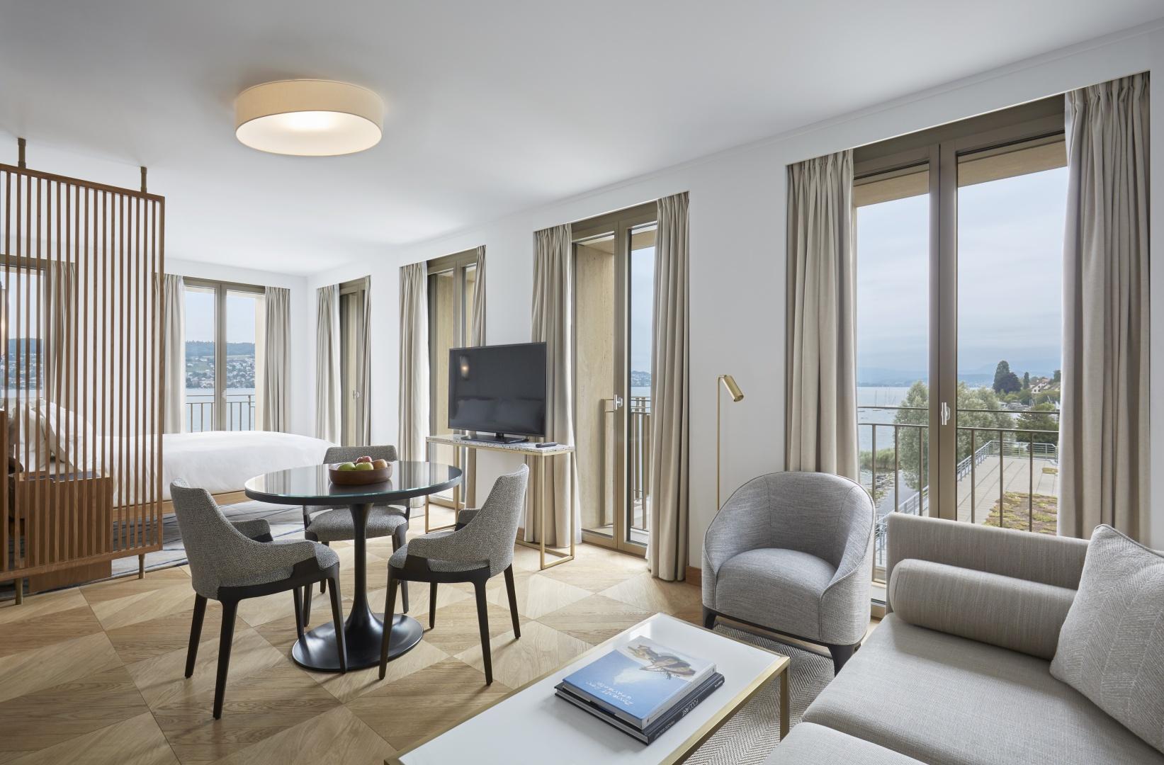 Hotelzimmer © James McDonald Photgraphy, London