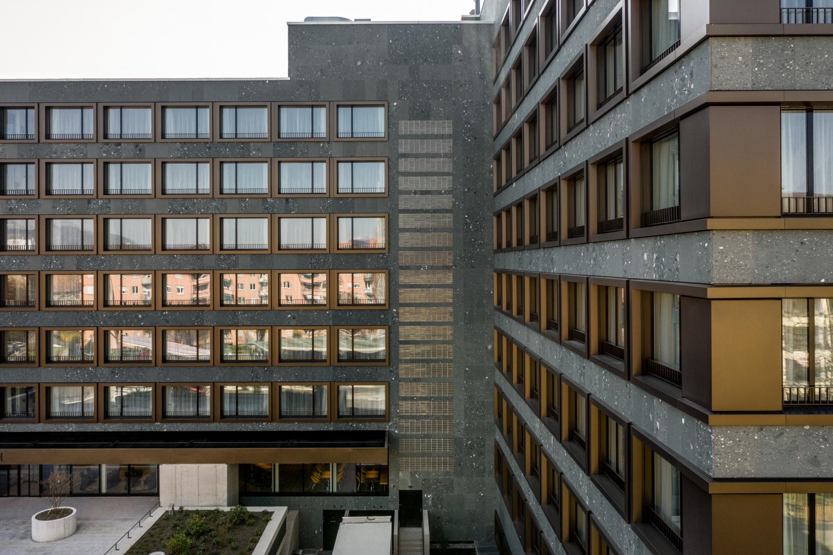 Fassade © Rob Lewis Photography, Wasserwerkgasse 29, 3011 Bern