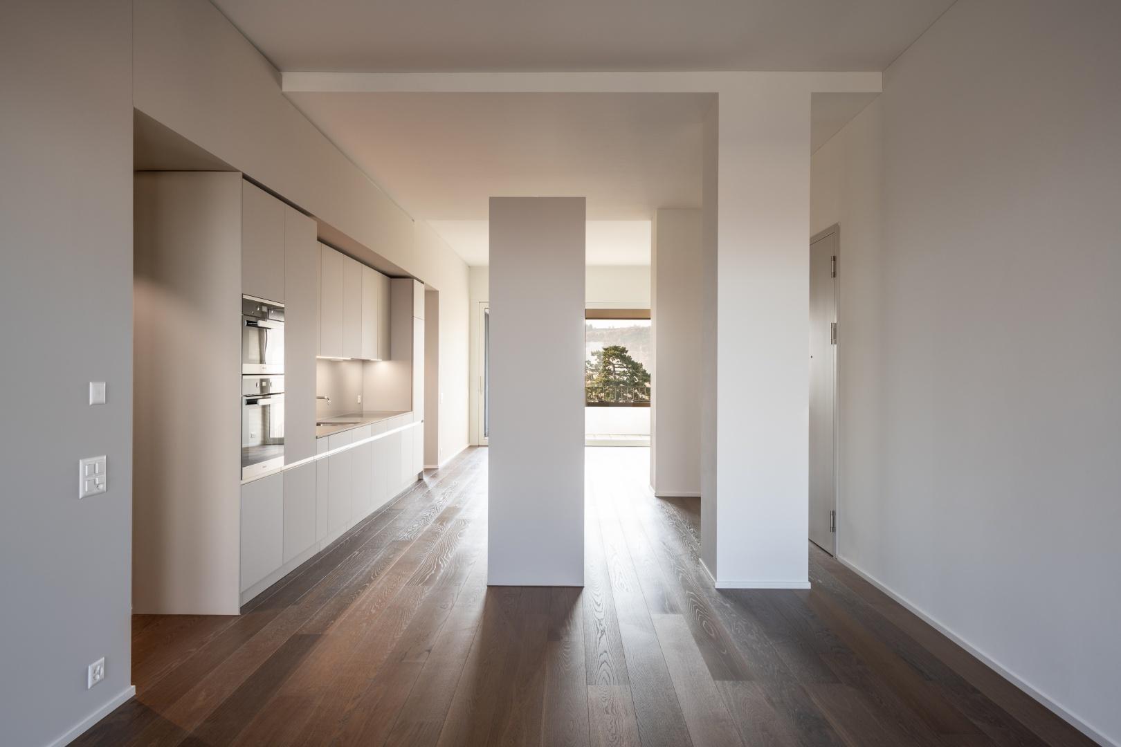 Wohnung durchgesteckt © Rob Lewis Photography, Wasserwerkgasse 29, 3011 Bern