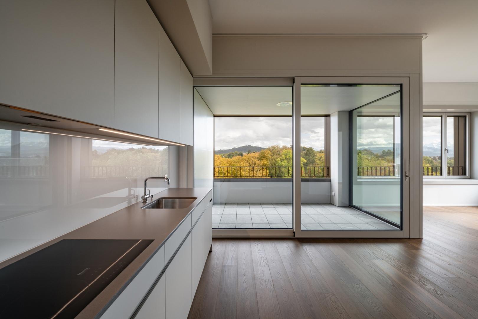 Wohnung Loggia © Rob Lewis Photography, Wasserwerkgasse 29, 3011 Bern